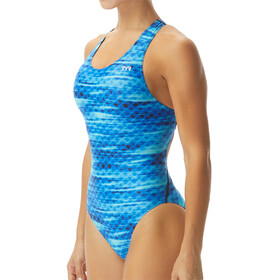 TYR Castaway Maxifit Swimsuit Women blue